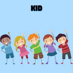 Trẻ con - Kid